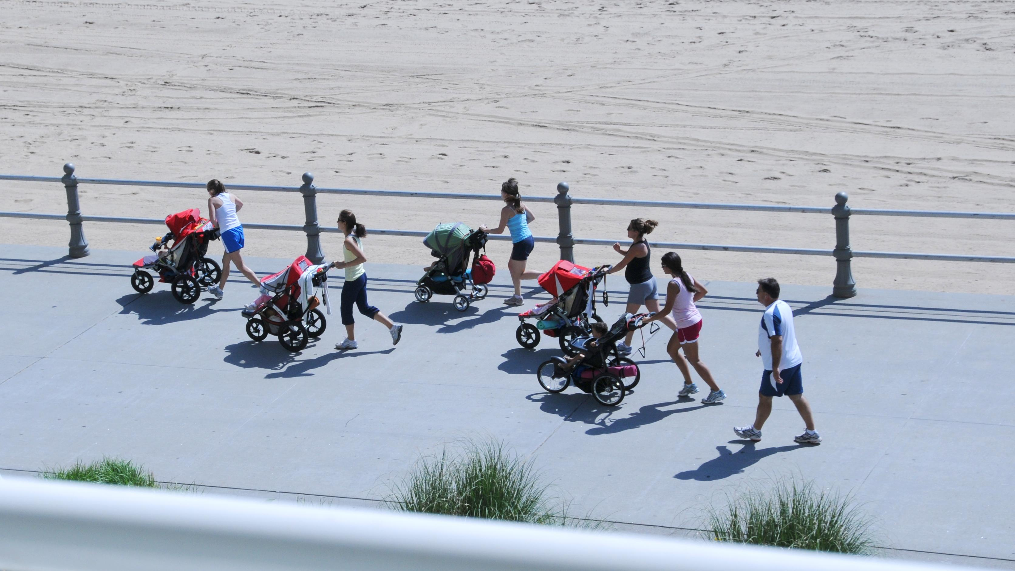 """Mommy! Walk!"" | Kelly Bourne"