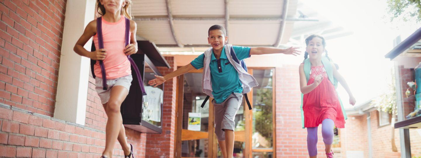 Milestones and Mixed Feelings | Kelly Bourne | back to school, first day of school