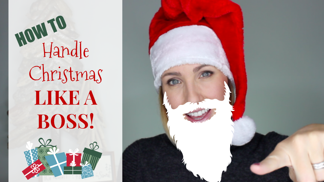 From dealing with tantrums, to demystifying all the controversy over the Elf on the Shelf, to getting your kids to bed on Christmas Eve, I've got you covered!