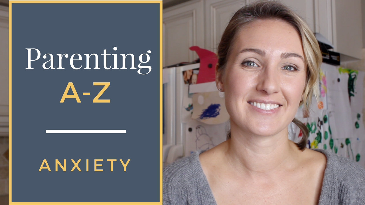 Practical Ways to Help Kids Manage Anxiety | Parenting A-Z | kids anxiety, anxiety, helping kids deal with anxiety