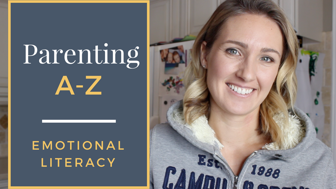 Fun Ways to Teach Your Kids Emotional Literacy | Parenting A to Z | emotional literacy, emotional intelligence