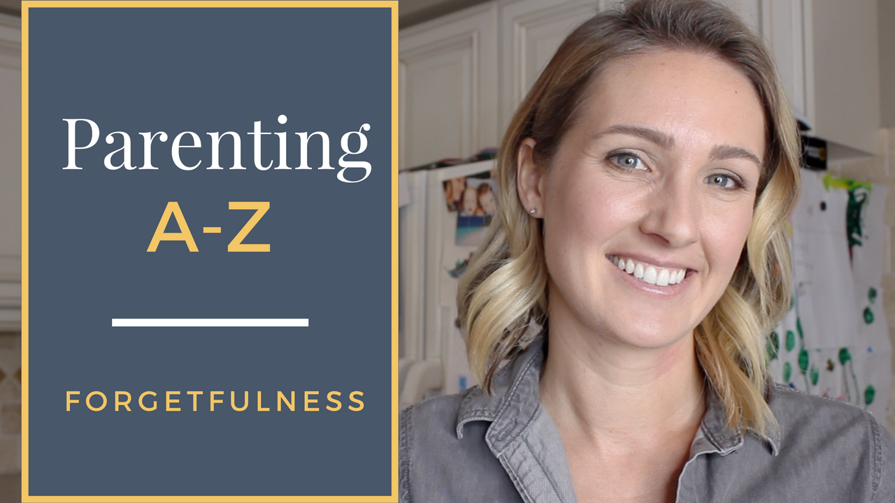 Practical Tips to Help Forgetful Kids be More Responsible | Parenting A to Z | teaching kids responsibility, raising independent kids